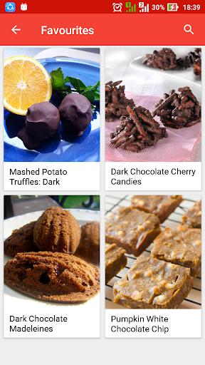 Chocolate Recipes 25.7.5 screenshots 3