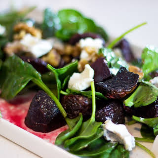 Classic Cafe Beetroot Salad.