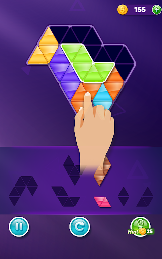Block! Triangle puzzle: Tangram apktram screenshots 9