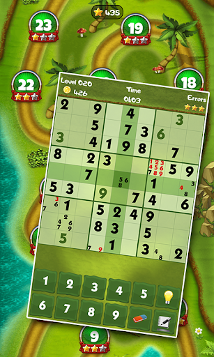 Best Sudoku (Free) screenshot 1