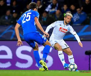 Le Napoli réagit officiellement, les joueurs à l'amende