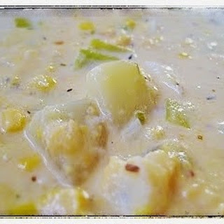 Jamie Oliver's Smoked Haddock and Corn Chowder