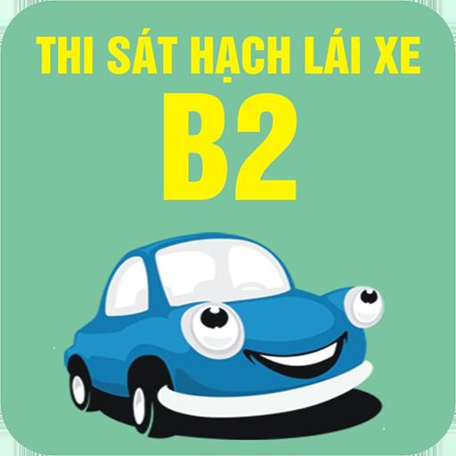 Thi lý thuyết lái xe B2