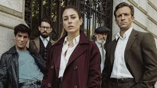 Netflix ha dado a conocer las primeras imágenes de la serie, que en un mes rodará en Almería.
