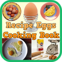 Recipe Eggs Cooking Book icon