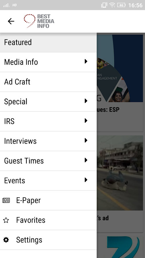 BestMediaInfo- screenshot