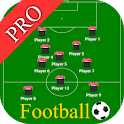 Football : Make Your Own Team Lineup icon