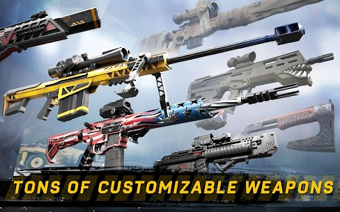 Warface: Global Operations. Gun shooting game, fps 3