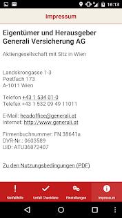 Generali Notfall App Aplicaciones (apk) descarga gratuita para Android/PC/Windows screenshot