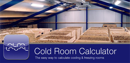 Cold Room Calculator - Apps on Google Play