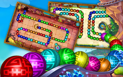 Marble Legend - Free Puzzle Game apkmind screenshots 5