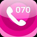 LGU+070모바일 가입자간 무료인터넷전화 icon
