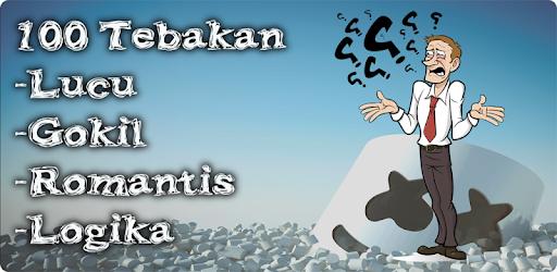 100 Tebakan Lucu Apk App Free Download For Android