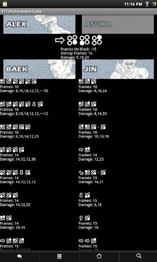 Tekken Tag 2 Punishment Guide APK download | APKPure.co