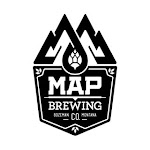 Logo for Map Brewing Co.