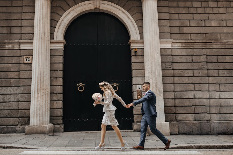 Wedding photographer Dimitri Kuliuk (imagestudio). Photo of 28.06.2019