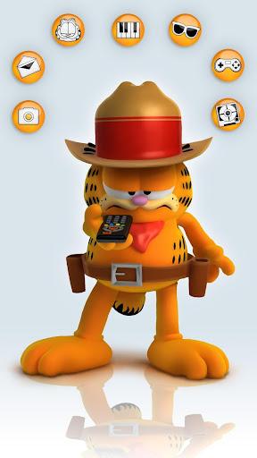 Talking Garfield screenshots 3