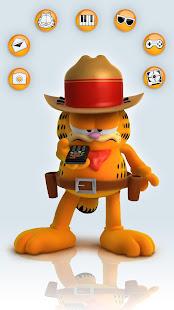 Talking Garfield The Cat 3