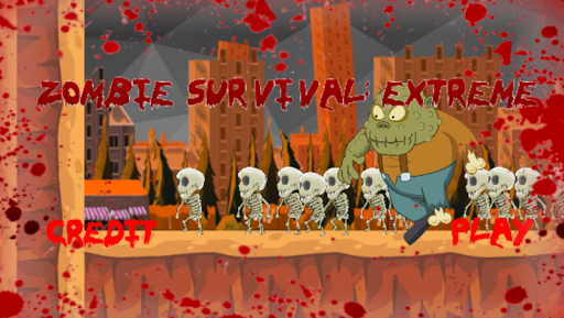 Zombie Shooting Game  screenshots 1