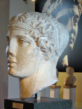 Photo: Sappho, poetess ........... de dichteres