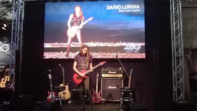 Photo: Živé vystoupení kytaristy Black Label Society