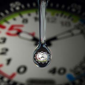Time run`s by Uroš Florjančič - Artistic Objects Other Objects