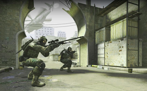 Counter City Strike-Commando Death Mission - náhled