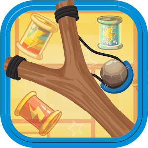 Cans knockdown : Slingshot for PC and MAC