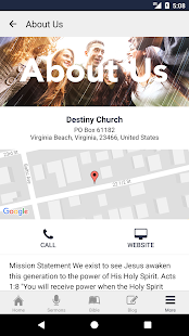 Destiny Church VB- screenshot thumbnail