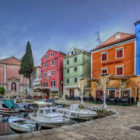 by Boris Frković - City,  Street & Park  Neighborhoods