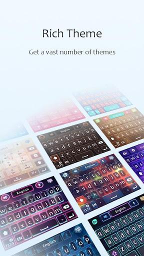GO Keyboard Lite + Emoji