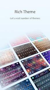 GO Keyboard Lite + Emoji- screenshot thumbnail