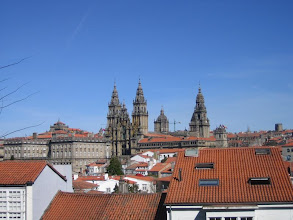 Photo: Kathedrale von Santiago de Compostela
