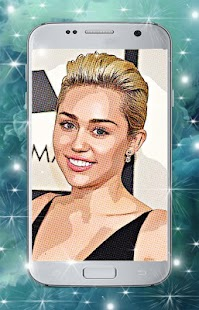 Miley Cyrus Wallpaper - náhled