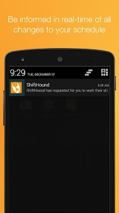 ShiftHound- screenshot thumbnail