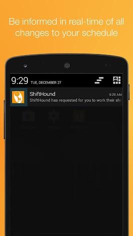 ShiftHound Screenshot