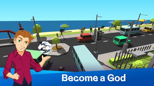 God's Decision Simulator: Save Civilization screenshots 1