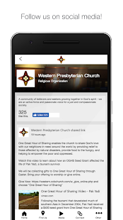 Western Presbyterian Church- screenshot thumbnail