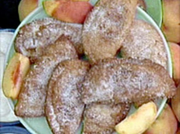 Peach Fried Pies With Cinnamon Crust Recipe