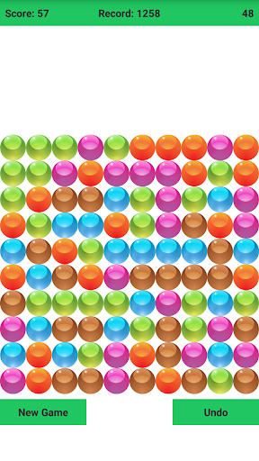 Bubble Pop Puzzle screenshot 2