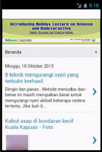 Informasi Kapuas- screenshot thumbnail