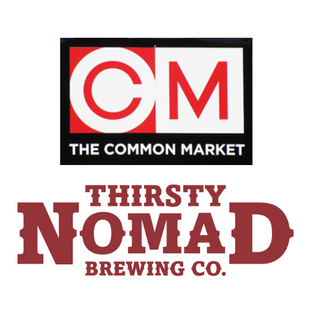 Logo of Thirsty Nomad Brewing The Common Noble