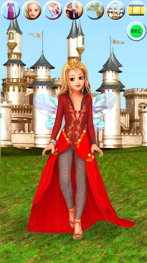 My Little Talking Princess apkpoly screenshots 6