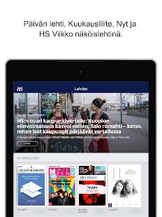 Helsingin Sanomat - náhled