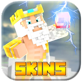 Gods Skins for Minecraft Pocket Edition ( MCPE )