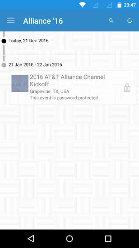2016 AT T Alliance Kickoff