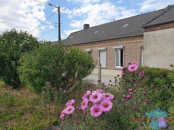 maison à Dorengt (02)