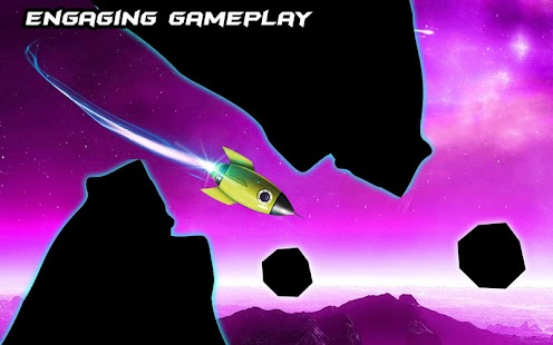 Space Glider 3D screenshot