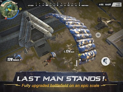 RULES OF SURVIVAL App Download For Android and iPhone 9