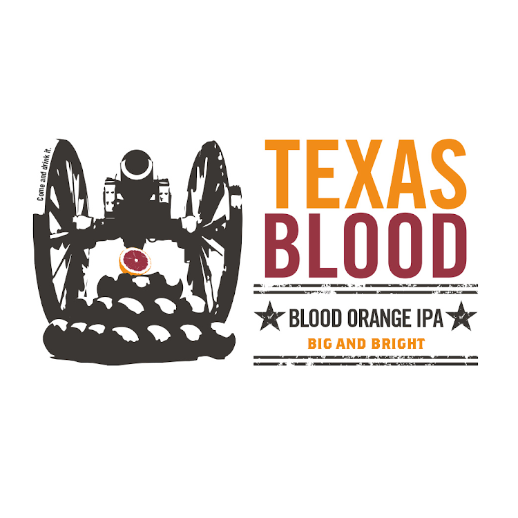 Logo of Texas Ale Project Blood IPA